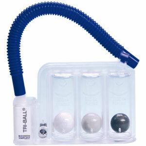 Tri Ball Exercitador Respiratório
