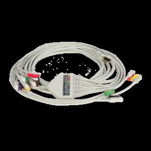 Cabo paciente ERGOPC13 USB – 11 vias