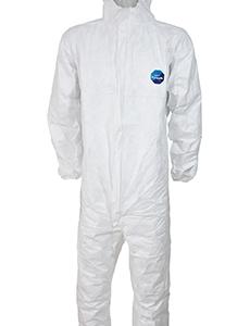 Vestimenta de Proteção Química – mod. Tyvek